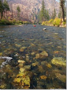 always want to go to river like this...Mike Curiak's report on a recent expedition with other HMG Ambassadors and friends to Idaho's River