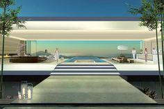 Es Cubells5 Ibiza / Villa inspiration byCOCOON.com #COCOON Dutch designer brand