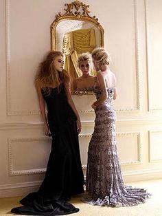 Stylish: Mary-Kate & Ashley Olsen.