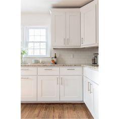 47 best shaker style kitchen cabinets images kitchen dining rh pinterest com