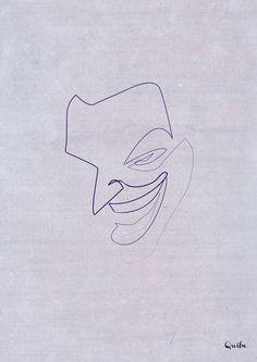 Vamos fazer um teste? Pegue uma folha de papel e uma caneta. Pronto? Agora desenhe o Pato Donald, o Darth Vader ou o Batman, mas com uma condição: você não poderá tirar a ponta da caneta da superfície do papel.