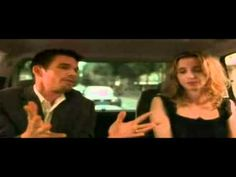 Before Sunset: Taxi Scene