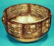 Very early Viking age treasure. Denmark  Vesthimmerlands Kommune  