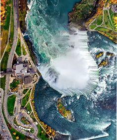 Glória de Fátima Fernandes Lima - Google+ The Niagara Falls
