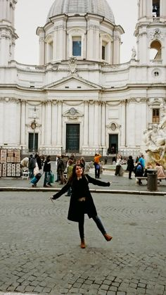 Forest Dreams: 2 days in Rome