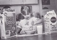 It can't be Saturday morning! (bluwmongoose) Tags: old food breakfast vintage golden milk kid child post cereal super retro nostalgia crisp 1970s
