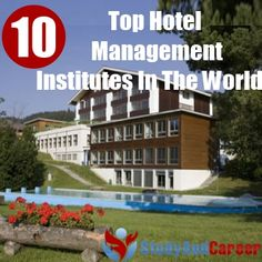 Hotel and Hospitality Management ten college