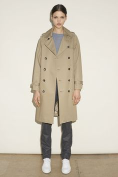 A.P.C. Fall 2015 Ready-to-Wear - Collection - Gallery - Style.com