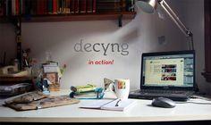 decyng workspace