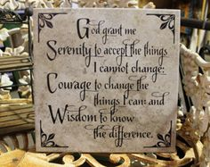 Unique Decorative Tiles with Sayings