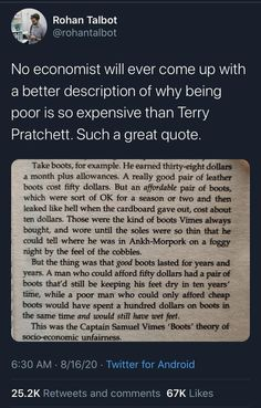 Terry Pratchett, The More You Know, Faith In Humanity, Text Posts, Food For Thought, Thought Provoking, Great Quotes, Fun Facts, Scary Facts