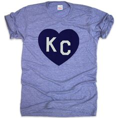 this may stand for Kansas City... but in my house it will stand for 'Kelda Counts' :)