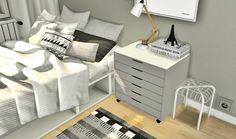 Sims 4 Updates: MXIMS - Furniture, Miscellaneous : IKEA Mini Pack #1, Custom Content Download!