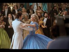 Here's the first full trailer from Walt Disney Studios' upcoming live-action Cinderella and our exclusive interview with director, Kenneth Branagh! Cinderella 2015, Cinderella Live Action, New Cinderella Movie, Cinderella Dresses, Cinderella Prince, Prom Dresses, Cinderella Ballgown, Cinderella Pictures, Orchestra