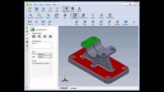 """www.video-tutorials.net SOLIDWORKS 2014 tutorials To save 10% on all courses, please enter """"youtube"""" at checkout. In this video from my eDrawings course, I show you how to use the measure tool. This is part 1."""