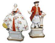 Alexandra Alfandary, Meissen Porcelain & Antiques, Gallery 85, 85 Portobello Road   London W11 2QB
