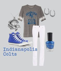 Indianapolis Colts outfit