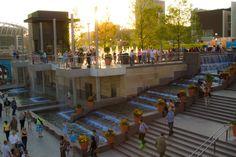 Smale Riverfront Park, Cincinnati