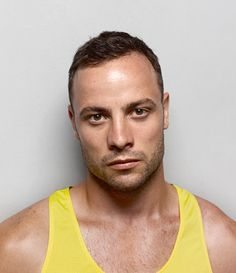 Oscar Pistorius lost his legs when he was 11 months-old and now he's recently been chosen to represent South Africa in two track events at the London Olympics. He'll be the first amputee track athlete to compete at any games. Oscar Pistorius, Prosthetic Leg, Fastest Man, Inked Men, Mug Shots, Olympians, Is 11, Celebrity Crush, Male Models