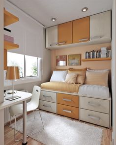 Beds For Very Small Bedrooms