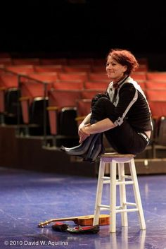"""Amanda Palmer. Check out her new album """"Theatre Is Evil"""", it is amazing!"""