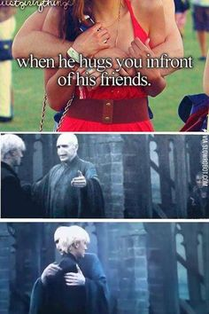 Harry Potter Love, Harry Potter Memes, Haha, No Muggles, Fandoms, Mischief Managed, Just For Laughs, The Funny, Funny Hug