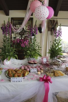 Girl's Baby Shower