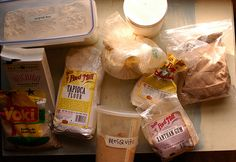 A guide to working with gluten-free flours