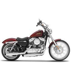 Miniatura Harley-Davidson 2012 XL 1200V Seventy Two - Maisto 1:12 #harleydavidsonsportsterseventytwo