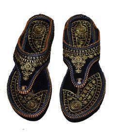 de6058ca062 (eBay link) ETHNIC US WOMEN S EMBROIDERY HANDMADE LIGHT HEEL  PUNJABISLIPPERS FLIP-FLOP JUTTI  fashion  clothing  shoes  accessories   womensshoes  sandals