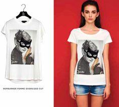Les Benjamins #FashionForwards Audrey Hepburn Cat Mask Les Benjamins, Cat Mask, Audrey Hepburn, Crop Tops, Clothes, Women, Fashion, Outfits, Moda