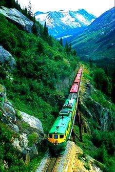 Skagway Alaska White P Travel Destinations Places To Go