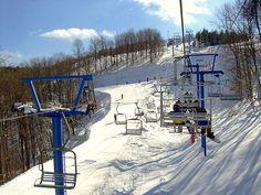 Winterplace Ski Resort, Ghent WV