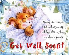 Send this smiley along with your get well soon wishes. Free online Wishing You A Speedy Recovery ecards on Everyday Cards Get Well Soon Ecard, Get Well Soon Funny, Get Well Soon Quotes, Feel Better Gif, Feel Better Quotes, Speedy Recovery Quotes, 123 Greetings, Get Well Wishes, Snoopy Quotes