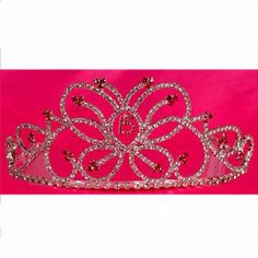 Angels Garment Girl Red Rhinestone Butterfly 15 Quinceanera Tiara. -- 24% DISCOUNT for a limited time!  http://www.amazon.com/Angels-Garment-Rhinestone-Butterfly-Quinceanera/dp/B0074TZILQ/?tag=prodtoguaryou-20