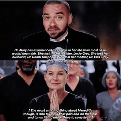 greys anatomy quotes // p i n t e r e s t : maddiewinterhalder Greys Anatomy Episodes, Grays Anatomy Tv, Greys Anatomy Memes, Grey Anatomy Quotes, Jackson Avery, Grey's Anatomy Tv Show, Lexie Grey, Grey Quotes, Dark And Twisty