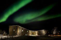 Smi Cultural Center Sajos designed by Halo Architects; Inari / Finland; 2012