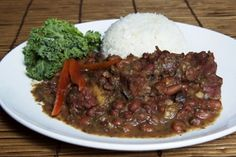 How to Make Stew Peas, Jamaican Recipes, Jamaican Cooking