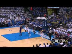 Thunder Storms Past Lakers - May 16, 2012 – Oklahoma City, OK  The Oklahoma City Thunder scored 9 unanswered points to rally past the Los Angeles Lakers and win Game 2 of the Western Conference semifinals by a score of 77-75.