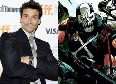 """Cineast: Фрэнк Грилло утвержден на роль злодея в сиквеле """"Первого мстителя"""""""