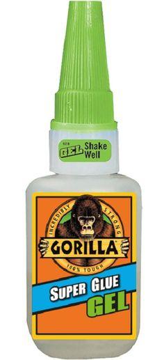 Gorilla Super Glue Gel 15g - adhesives and tapes - super glues - GORILLA Super Glue Gel 15g - Timber, Tool and Hardware Merchants established in 1933