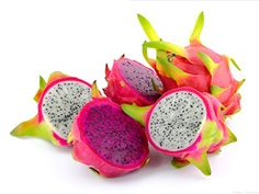 Many people see dragon fruits and wonder what they are. These bright, tropical fruits are very beneficial for your health. After reading this latest post we are sure you will be adding this to your next list. Healthy Food Choices, Healthy Eating Tips, Healthy Recipes, La Gale, Dragon Fruit Benefits, Biscuits, Eat Pretty, Make Good Choices, Exotic Food