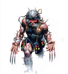 Wolverine Weapon X Wolverine Comics, Marvel Wolverine, Hq Marvel, Logan Wolverine, Marvel Comics Art, Marvel Heroes, Logan Xmen, Marvel Comic Character, Marvel Characters
