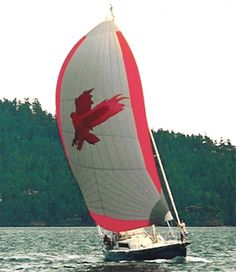 cool asym - UK Sailmakers Cruising Spinnakers