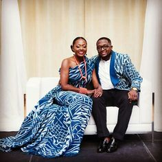 African Print Wedding Dress, African Wedding Attire, African Attire, African Dress, Nigerian Traditional Wedding, Traditional Wedding Attire, Traditional Dresses, Latest African Fashion Dresses, Special Occasion Outfits