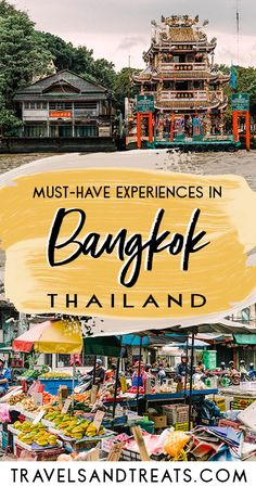 What to do in Bangkok, Thailand. Bangkok tours, Bangkok food tour, and more! Traveling to Asia / Thailand travel guide Bangkok Thailand, Thailand Travel Guide, Bangkok Travel, Visit Thailand, Asia Travel, Laos Travel, Thailand Honeymoon, Thailand Nightlife, Thailand Festivals
