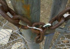 The week is almost over! Just make sure that before you leave, you have locked up everything wisely. #SafetyFail