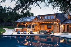 CG&S Design-Build Back Deck Decorating, Wood Deck Designs, Deck Pictures, Cool Deck, Lakefront Homes, Deck Railings, Picture Design, Decks, Mansions