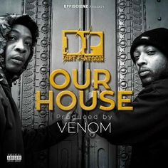 DEF!NITION OF FRESH : Dirt Platoon - Our House...EFFISCIENZ sends the 3rd single out from Dirt Platoon's Bare Face Robbery album available now on digital, CD & Vinyl! The track is produced by Venom.