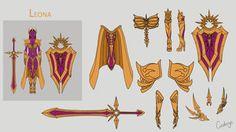 Leona tutorial cosplay - Pesquisa Google
